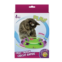 Circuit rapide Play Cat Love