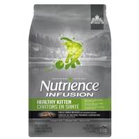 Aliment Nutrience Infusion pour chatons en santé, Poulet, 2,27 kg (5 lb)