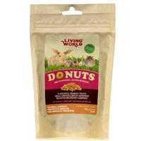 Régals Donuts Living World pour petits animaux, sachet de 120 g (4,2 oz)