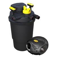 Système complet ClearFlo 4000 Laguna avec pompe, filtre et stérilisateur UV-C, pour bassins contenant jusqu'à 14 000 L (4 000 gal US)
