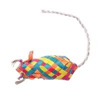 Jouet naturel Terra Toys Cat Love avec herbe à chat, souris