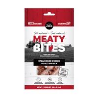 Bouchées Meaty Bites Zeus, Poulet bifteck, 150 g (5,3 oz)