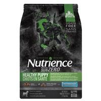 Aliment Nutrience SubZero Sans grains pour chiots en santé, Vallée du Fraser, 2,27 kg (5 lb)