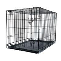Cage grillagée Dogit à une porte, grande, 91 x 56 x 62 cm (36 x 22 x 24,5 po)