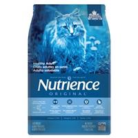 Aliment Nutrience Original, Chats adultes en santé, Saumon avec riz brun, 2,5 kg (5,5 lb)