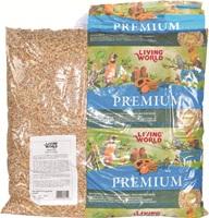 Mélange Premium Living World pour perruches ondulées, 9,07kg (20lb)