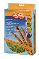 Millet en grappes Living World, 500 g (17,6 oz)