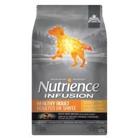 Aliment Nutrience Infusion pour chiens adultes en santé, Poulet, 10 kg (22 lb)