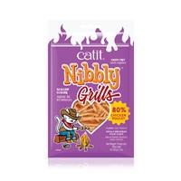 Grillades Catit Nibbly Grills, Poulet et arôme de pétoncles, 30 g (1oz)