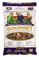 Mélange Gourmet Hagen pour calopsittes et petits oiseaux à bec crochu, 1,3kg (2,5lb)