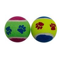 Balles de tennis Dogit, 10 x 7cm (4 x 2,8po)
