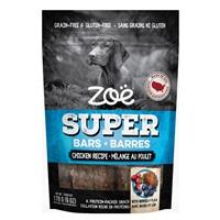 Super barres Zoë, Recette au poulet, 170 g (6 oz)