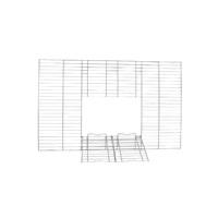 Grillage avant avec portes pour cages Vision modèles M01 et M02