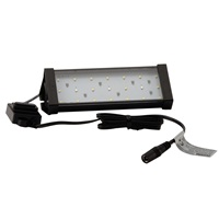 Système d'éclairage à DEL avec interrupteur tactile de rechange Edge 2.0, pour aquarium de 23 L (6 gal US)