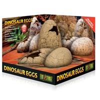 Œufs de dinosaure ExoTerra servant de cachette