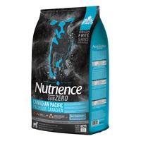 Aliment Nutrience SubZero Sans grains pour chiens, Pacifique canadien, 10 kg (22 lb)