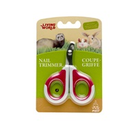 Coupe-griffe Living World pour petits animaux