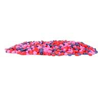 Gravier Marina Betta, rose, rouge et violet, 500 g (1,1 lb)