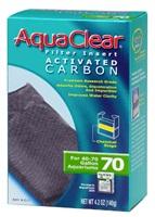 Charbon activé pour filtre AquaClear 70/300, 140 g (4,9 oz)