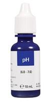 Réactif de pH plage inférieure Nutrafin de rechange, 18ml (0,6ozliq.)