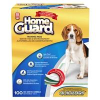 Serviettes d'entraînement Home Guard Dogit pour chiens, paquet de 100