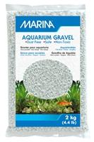 Gravier décoratif Marina, crème, 2kg (4,4lb)