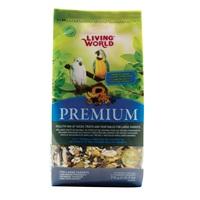 Mélange Premium Living World pour grands perroquets, 770g (1,7lb)