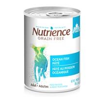 Pâté Nutrience Sans grains pour chiens, Poisson océanique, 369 g (13 oz)