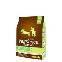 Aliment Nutrience Natural, Chiots en santé, petite race, Dinde, poulet et hareng, 5kg