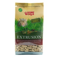 Aliment Extrusion Living World pour hamsters, 1,5 kg (3,3 lb)