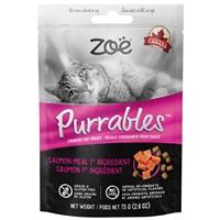 Régals croquants Purrables Zoë, Saumon, 75 g (2,6 oz)