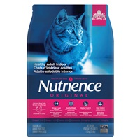 Aliment Nutrience Original pour chats adultes d'intérieur, Poulet et riz brun, 1,13 kg (2,5 lbs)