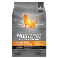 Aliment Nutrience Infusion pour chats adultes en santé, Poulet, 2,27 kg (5 lb)