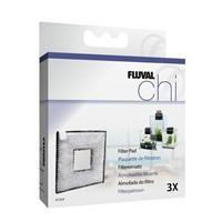 Plaquettes de filtration Chi Fluval, paquetde 2