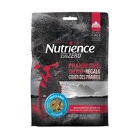 Régals séchés à froid Nutrience Subzero Sans grains Gibier des Prairies, Foie de bœuf, foie de porc et foie d'agneau, 90 g (3 oz)
