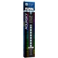 Rampe d'éclairage à DEL Aquasky Fluval avec fonctionnalité Bluetooth, 18 W, 61-91 cm (24-36po)