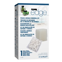 Trousse de rechange de mousse et de BIOMAX EDGE Fluval