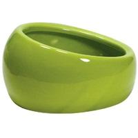 Bol ergonomique Living World en céramique, vert, grand, 420ml (14,78oz liq.)
