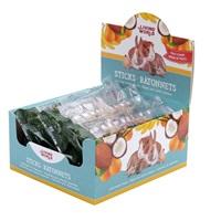 Régals Living World pour petits animaux, bâtonnets, arôme de fruits, 45 g (1,5 oz), paquet de 12