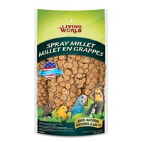 Millet en grappes Living World, 100 g (3,5 oz)