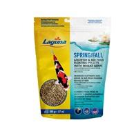 Granulés flottants Laguna avec germe de blé pour le printemps et l'automne, 500 g (17 oz)