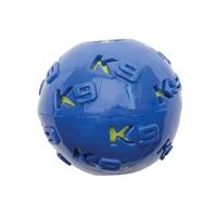 Jouet K9 Fitness Zeus, balle de tenis recouverte de TPR, diam. 7,6cm (3po)