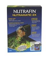Distributeur d'aliments automatique Nutramatic 2X Nutrafin