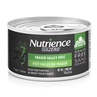 Pâté Nutrience SubZero Sans grains pour chiots, Vallée du Fraser, 170g (6oz)