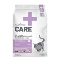 Aliment Nutrience Care Contrôle du pois pour chats, 5kg (11lb)