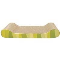 Griffoir Catit Style avec herbe à chat, chaise longue, motif Jungle Stripes, 49,5 cm (19,5 po)
