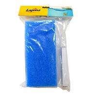 Blocs de mousse filtrante et ampoule UV-C, 13 W de rechange pour PT1817 et PT1818, paquet de 2