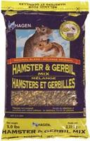 Mélange de base EVM Hagen pour hamsters et gerbilles, 11,34 kg (25 lb)