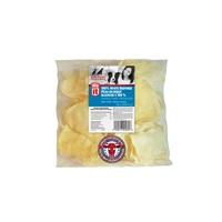 Croustilles Dogit en peau de bœuf naturelle d'élevage américain, 510,3 g (18 oz)