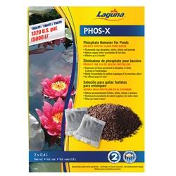 Éliminateur de phosphate Phos-X Laguna, traite jusqu'à 5000L (1320galUS)
